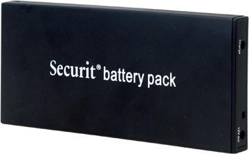 Securit batterij voor led display