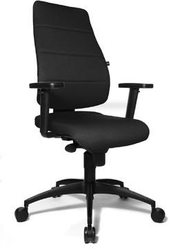 Topstar bureaustoel Syncro Soft, zwart